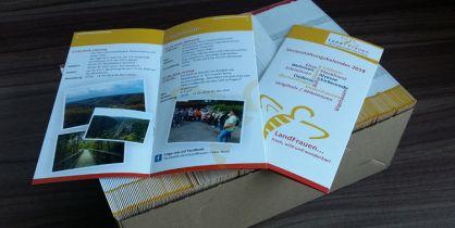 Für den LandFrauen Verein Peine-Nord haben wir wieder einen Veranstaltungskalender erstellt.